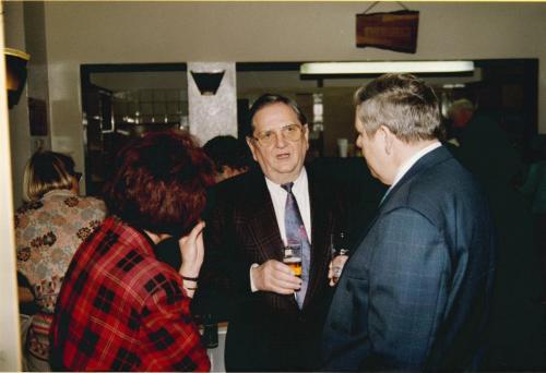 Neujahrsempfang 1993