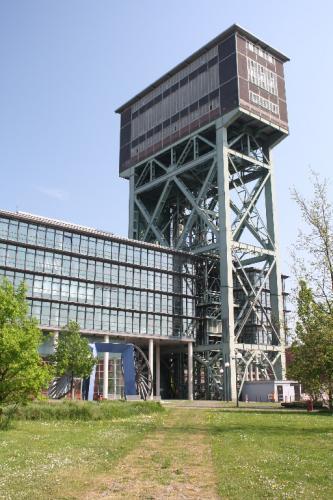 Hammerkopfturm Evinger Mitte